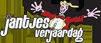 Jantjes Verjaardag Logo