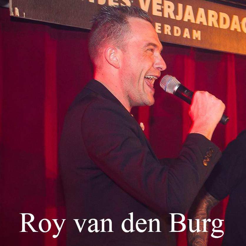 Roy van Den Burg