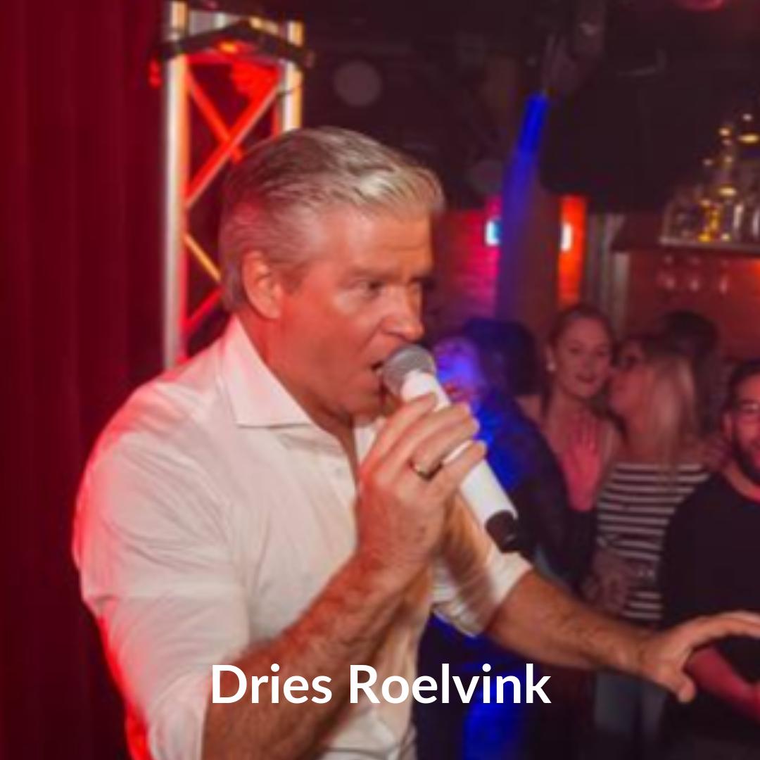 Dries Roelvink